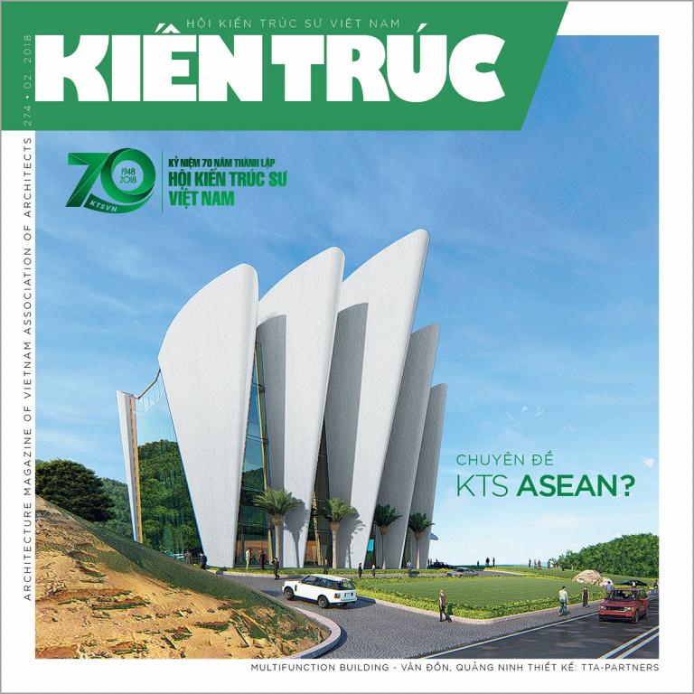 Tạp chí Kiến trúc 02-2018