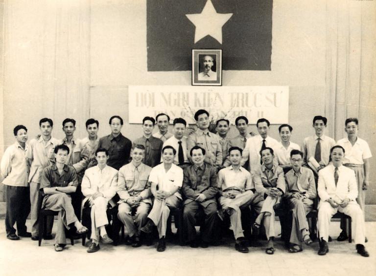 Kiến trúc Việt Nam: 70 năm đồng hành cùng đất nước