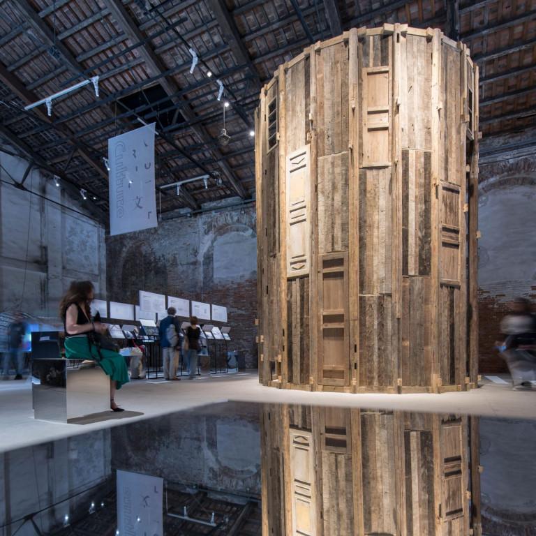 10 gian triển lãm không thể bỏ qua tại triển lãm Venice bienale