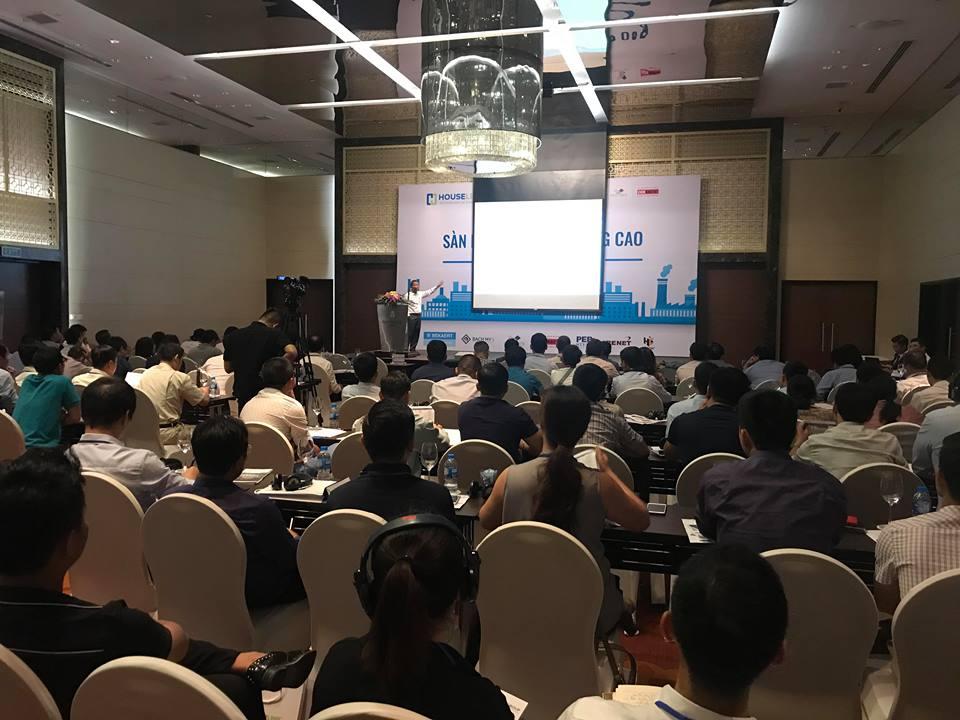 Hội thảo Sàn bê tông chất lượng cao – Yêu cầu cấp thiết của thị trường xây dựng Việt Nam