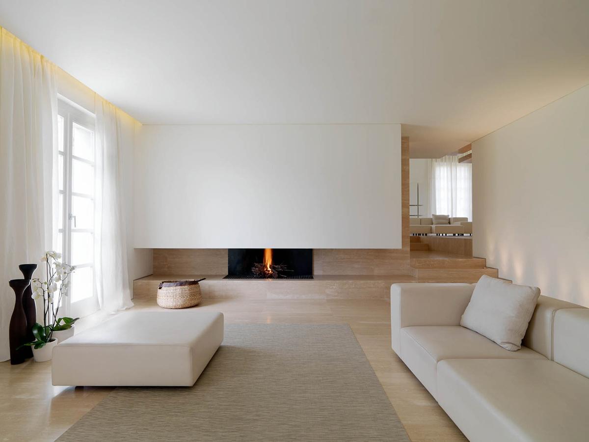 Phong cách tối giản trong kiến trúc và thiết kế nội thất Phong cách tối giản trong kiến trúc và thiết kế nội thất 18B08008 tckt