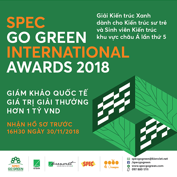 Spec GoGreen 2018