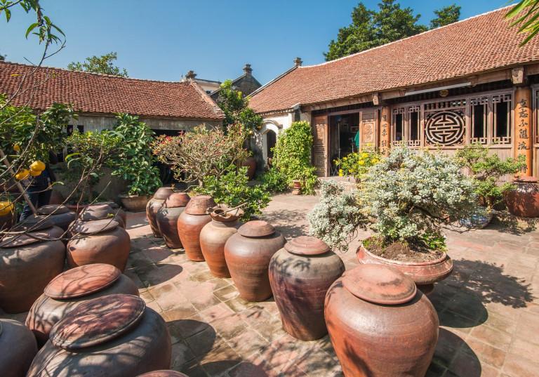 Độ cảm của vật liệu kiến trúc Việt