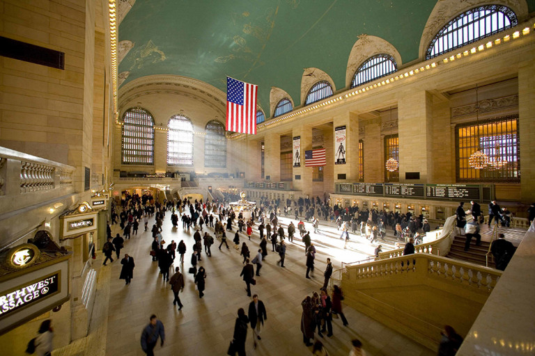 Grand Central Terminal in New York City. Photo: Courtesy of Grand Central Terminal