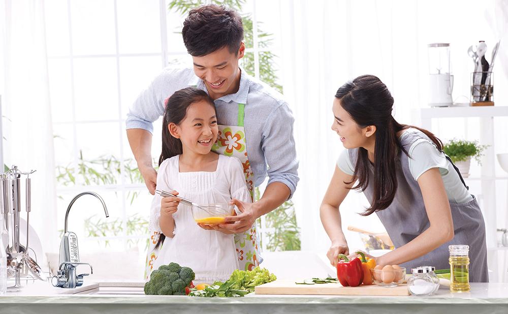 Mitsubishi Chemcial Cleansui – Giải pháp lọc nước hoàn hảo cho gian bếp hiện đại