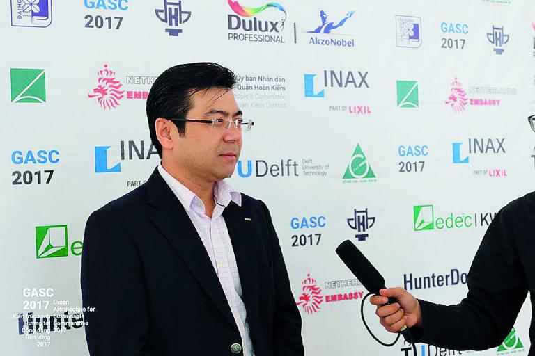 INAX đồng hành cùng Hội KTS VN vì sự phát triển chung của ngành KT – XD
