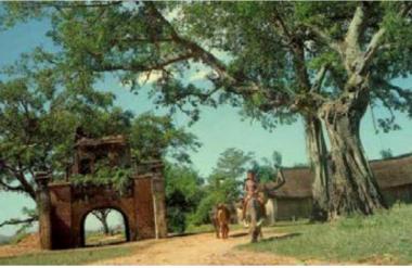 Về nhà ở nông thôn truyền thống Bắc Bộ