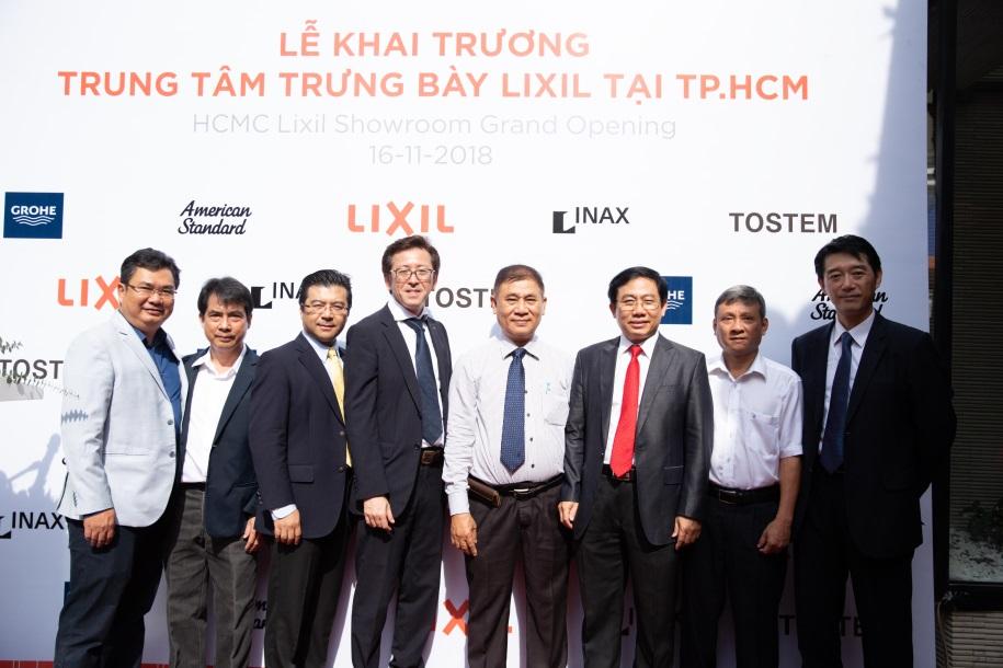 INAX – Thương hiệu đồng hành cùng TCKT: Không gian nghệ thuật sáng tạo của sản phẩm, công nghệ và kiến trúc