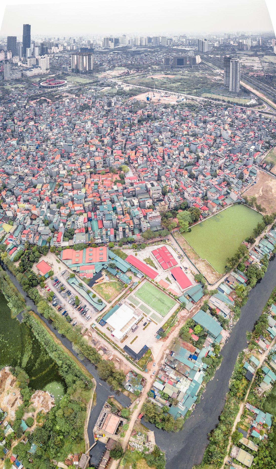 Quận Nam Từ Liêm – Hiện trạng và cơ hội phát triển đô thị