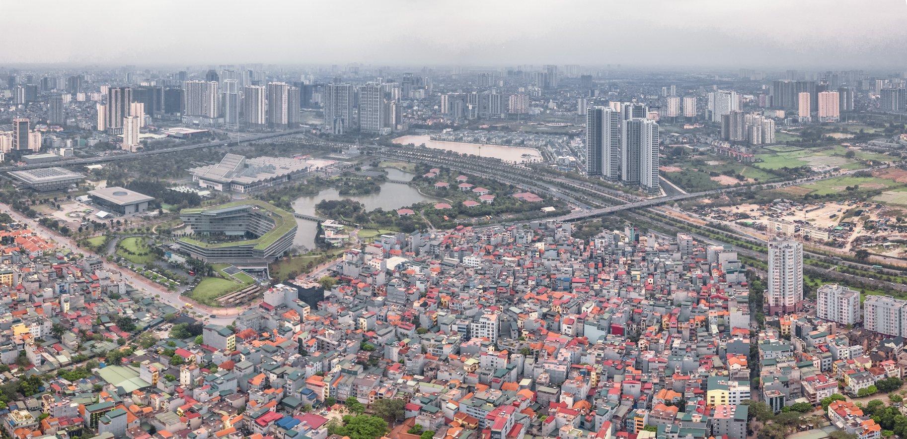 Không gian Kiến trúc đô thị Quận Nam Từ Liêm – Dấu ấn và triển vọng