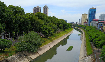 Hành lang xanh sông Nhuệ – Cơ hội và thách thức trọng sự phát triển của Quận Nam Từ Liêm images