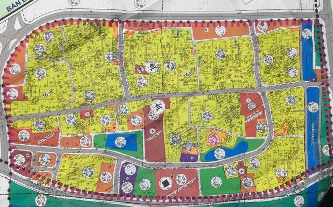 Lời giải nào cho quy hoạch cải tạo, chỉnh trang điểm dân cư đô thị tại Quận Nam Từ Liêm 19A04047 tckt 05