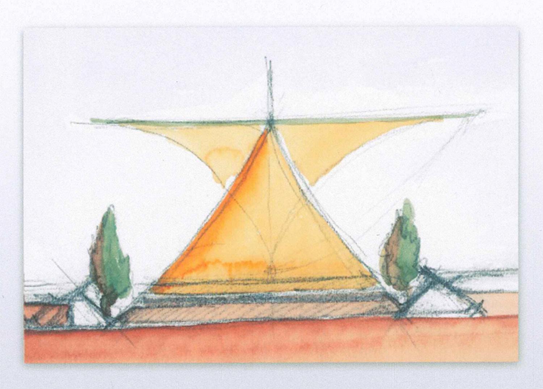 Từ sơ phác đến tác phẩm Kiến trúc: Những sơ phác của KTS Diego Calatrava