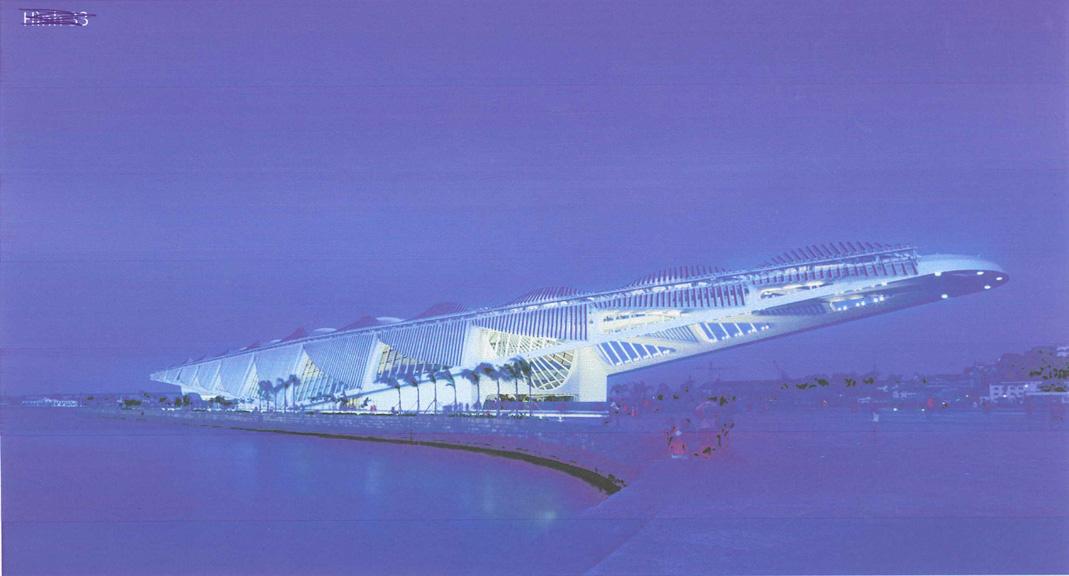 Từ sơ phác đến tác phẩm Kiến trúc: Những sơ phác của KTS Diego Calatrava huan 2 20