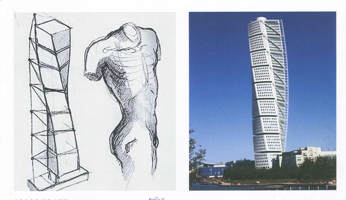 Từ sơ phác đến tác phẩm Kiến trúc: Những sơ phác của KTS Diego Calatrava huan 2 8