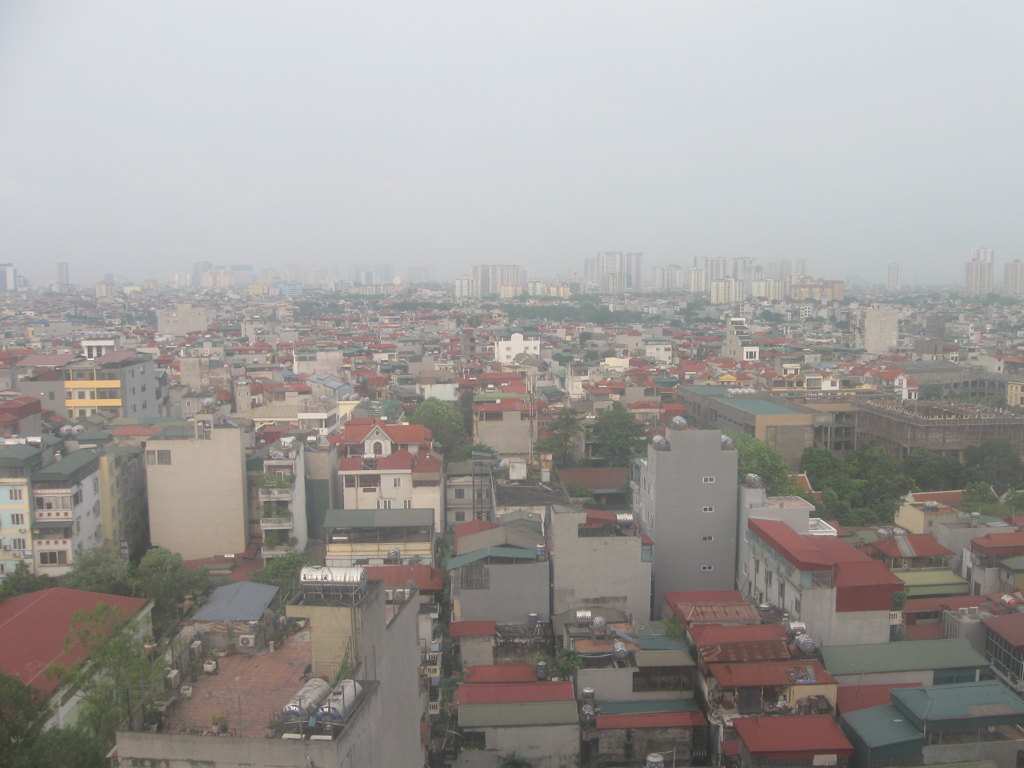 Mô hình sinh thái đô thị thích hợp cho các khu đô thị mới tại Hà Nội (Trường hợp nghiên cứu: Khu đô thị mới Văn Quán)