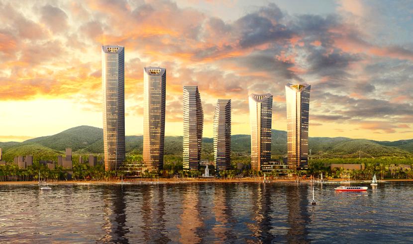 Dự án tổ hợp khách sạn thông minh THAT – Công trình Landmark xứng tầm Châu Á tại Đà Nẵng