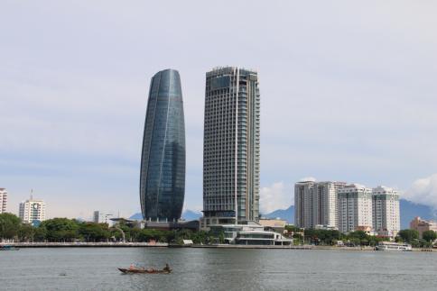 Kiến trúc với không gian ven biển Đà Nẵng