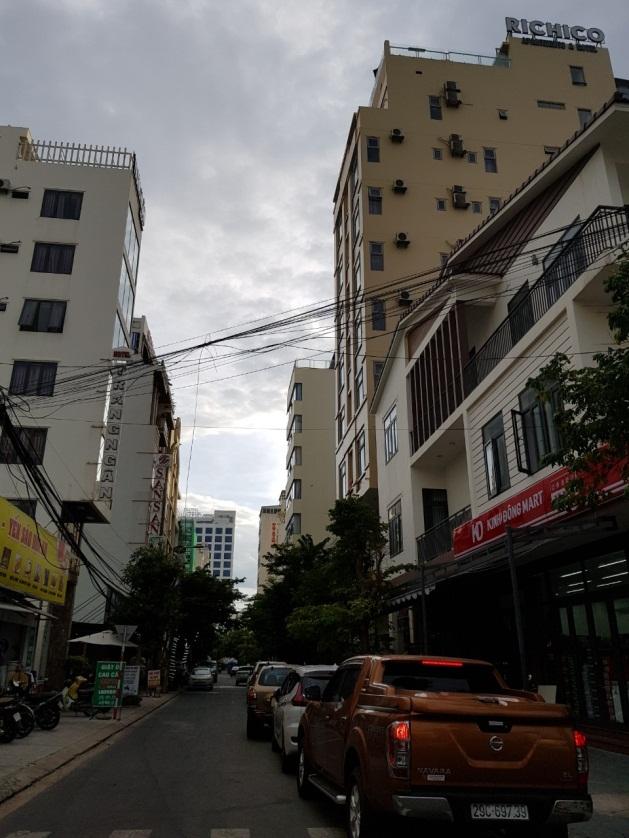 Quy hoạch hạ tầng giao thông trong các đơn vị ở khu vực ven biển Đà Nẵng