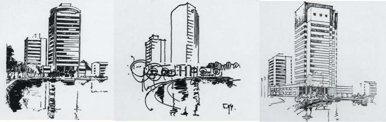 Trò chuyện với KTS Lê Văn Lân: Ngôi nhà lớn và thành phố nhỏ