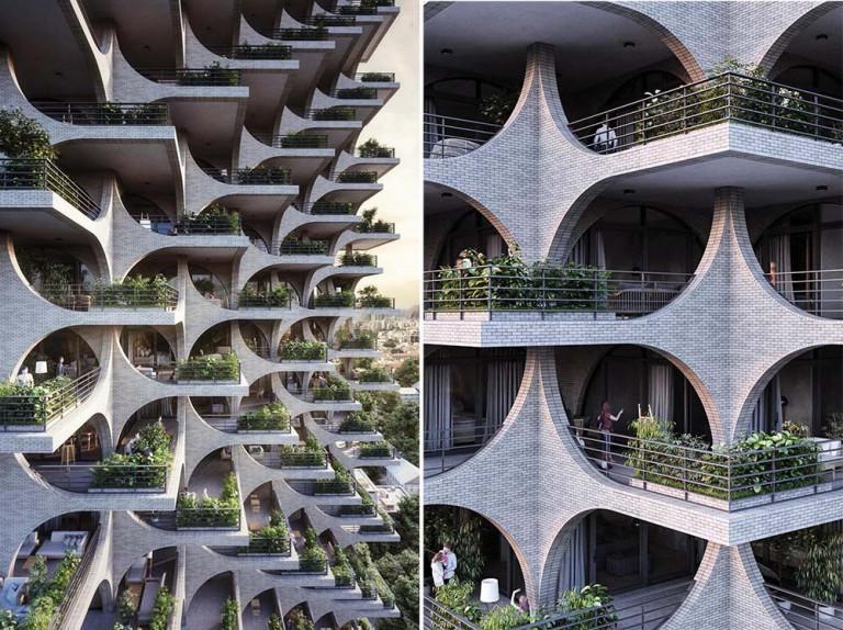 Kiến tạo không gian sống xanh