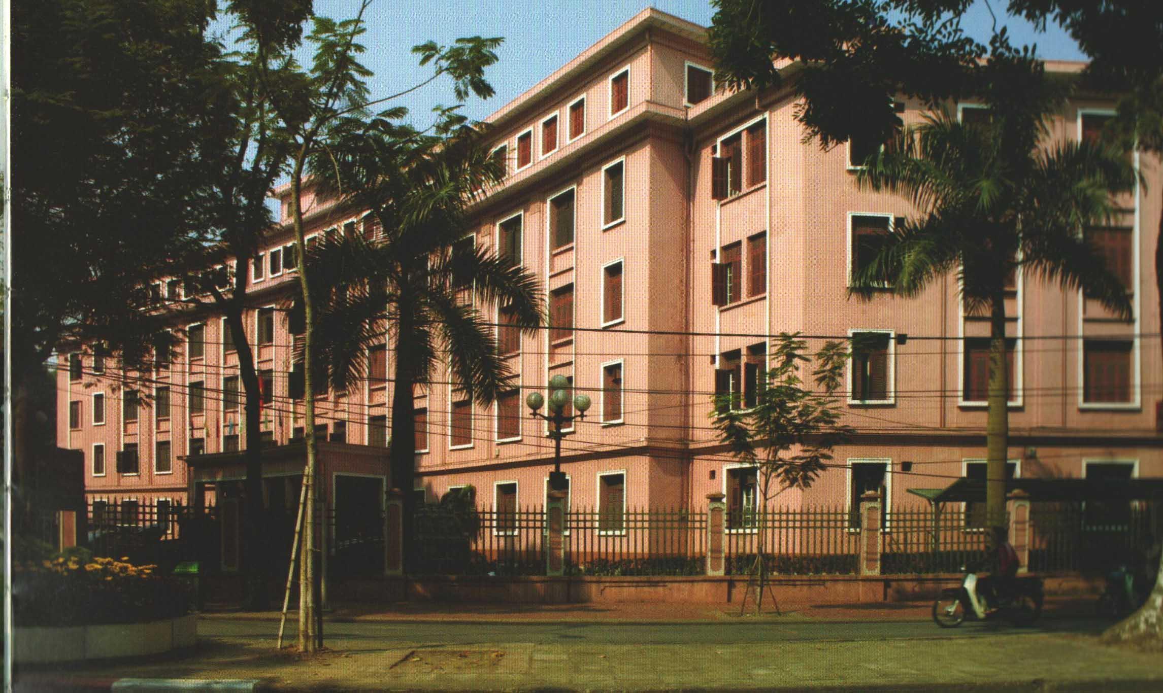Hình 10. Bộ Kế hoạch và Đầu tư (1960), KTSĐoàn Văn Minh