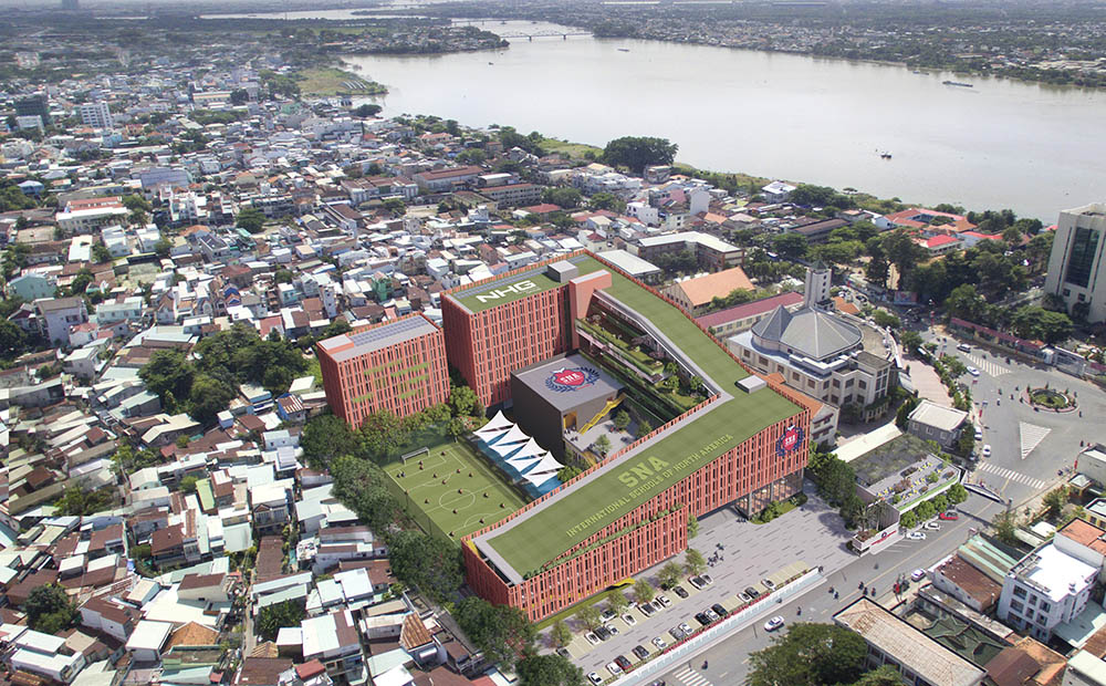 KTS Nguyễn Xuân Minh: Một ngôi trường tốt phải lấy học sinh làm trung tâm  cho mọi không gian - Tạp chí Kiến Trúc