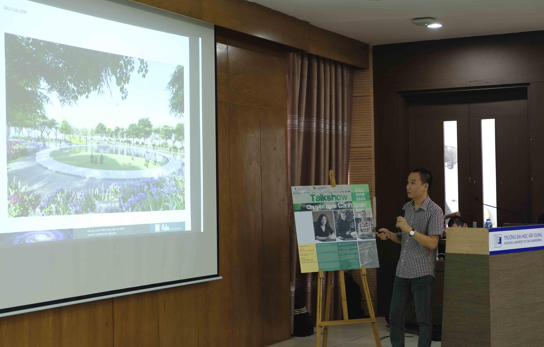 KTS.Nguyễn Chí Thành - Giám đốc PALM Landscape