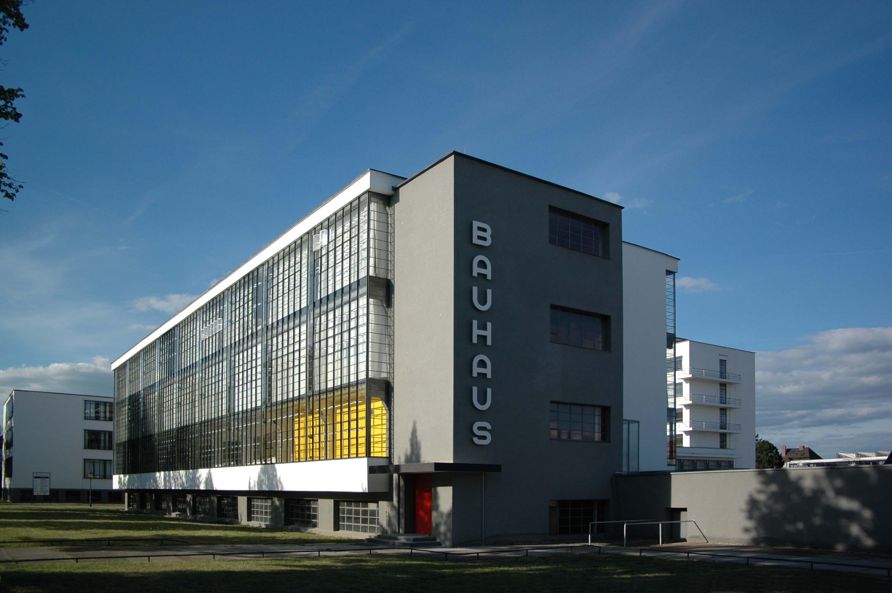 Bauhaus – tiêu biểu cho diễn giải về Học thuyết Công năng