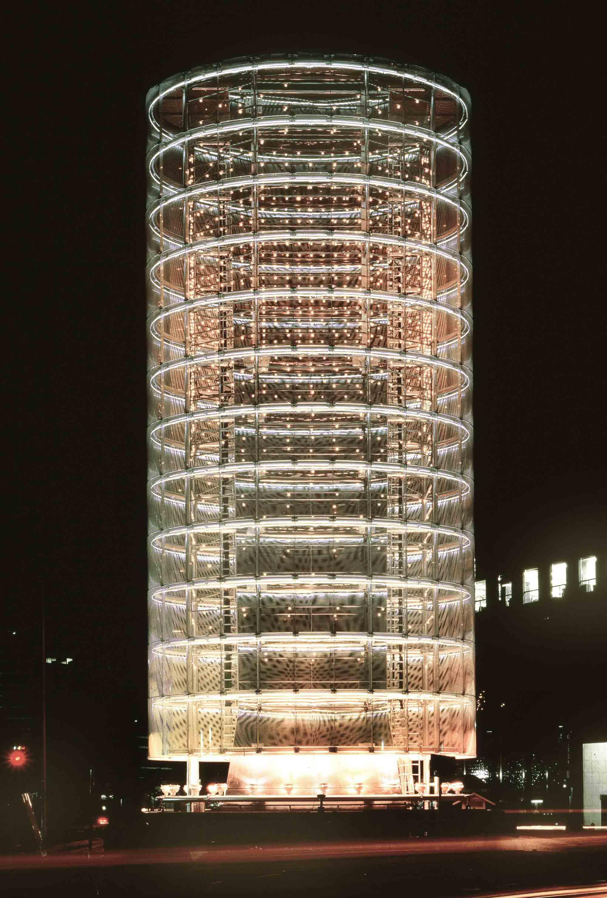 Wind Tower -Toyo Ito