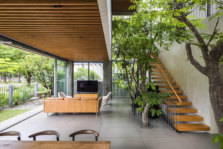 Stepping Park House - VTN Architects