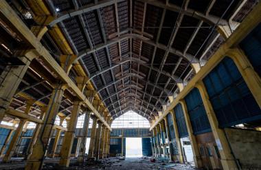 Công trình nhà xưởng Ba Son. [Nguồn: internet]