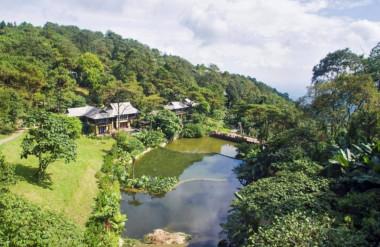 Tạo hồ cảnh quan mới – Một thành công của Melia Bavi Mountain Retreat giai đoạn 1
