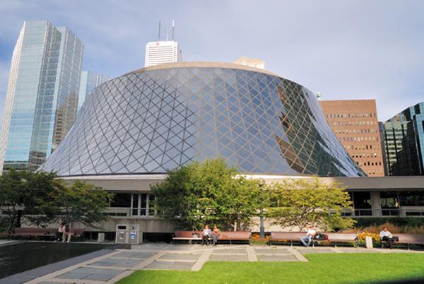 Hội trường Roy Thomson (Ảnh: wikipedia.org)