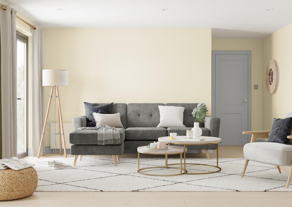 Đơn giản kiến trúc, thông thoáng, ít đồ giúp ô nhiễm không khí trong nhà