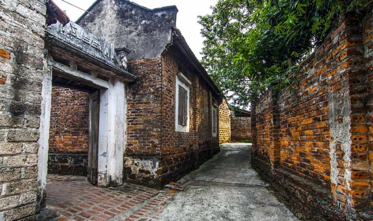 Làng cổ Đường Lâm - Một trong những Làng du lịch - di sản hiện nay