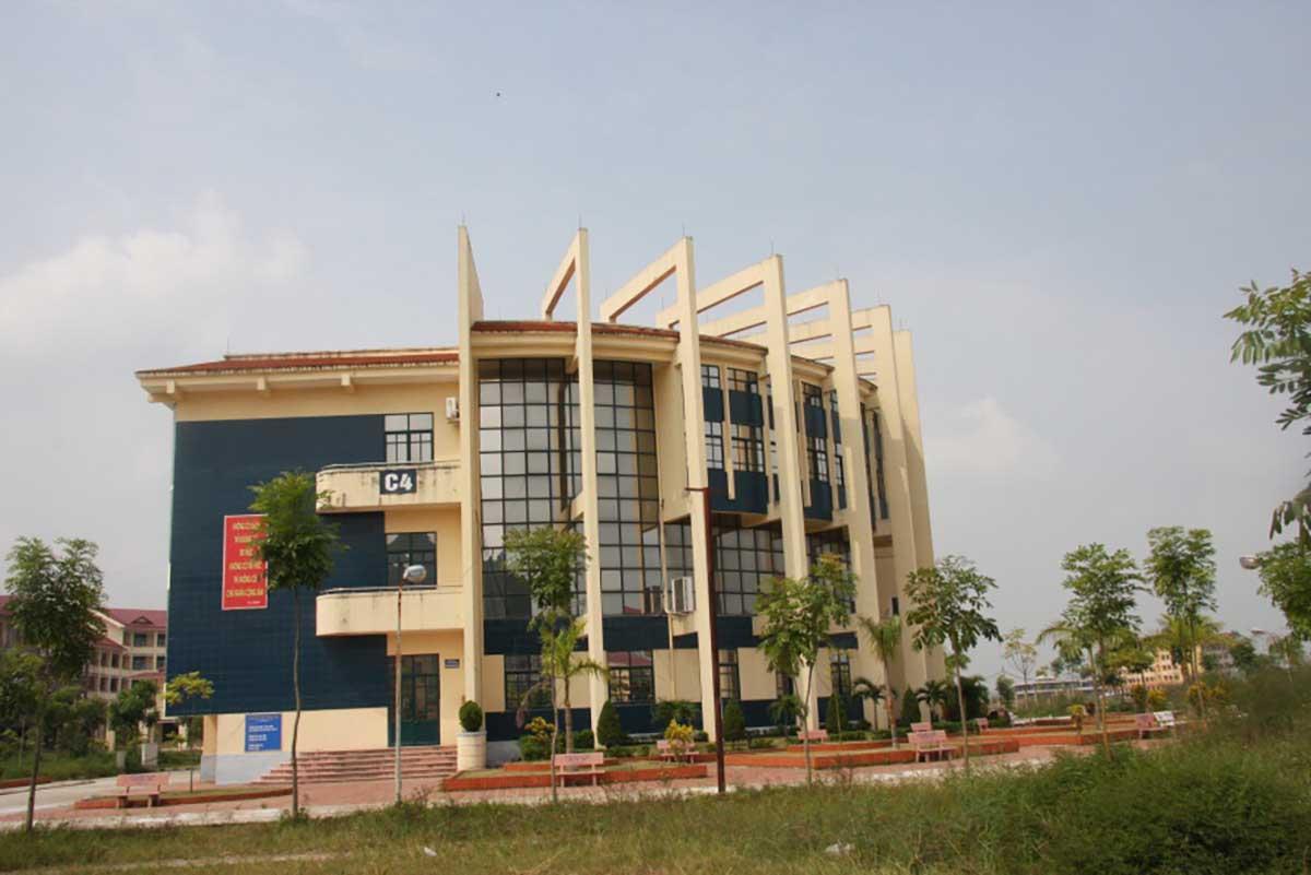 Thư viện - Đại học Hải Phòng (2003)