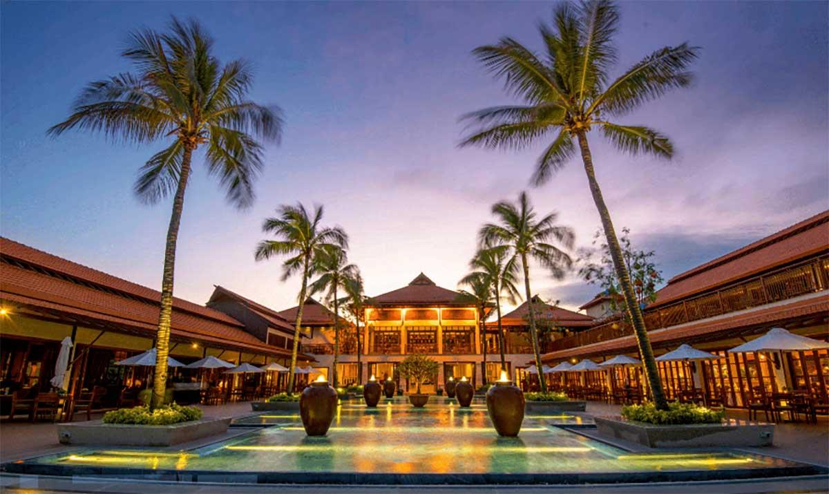 Ảnh chụp thực tế Furama Resort Đà Nẵng