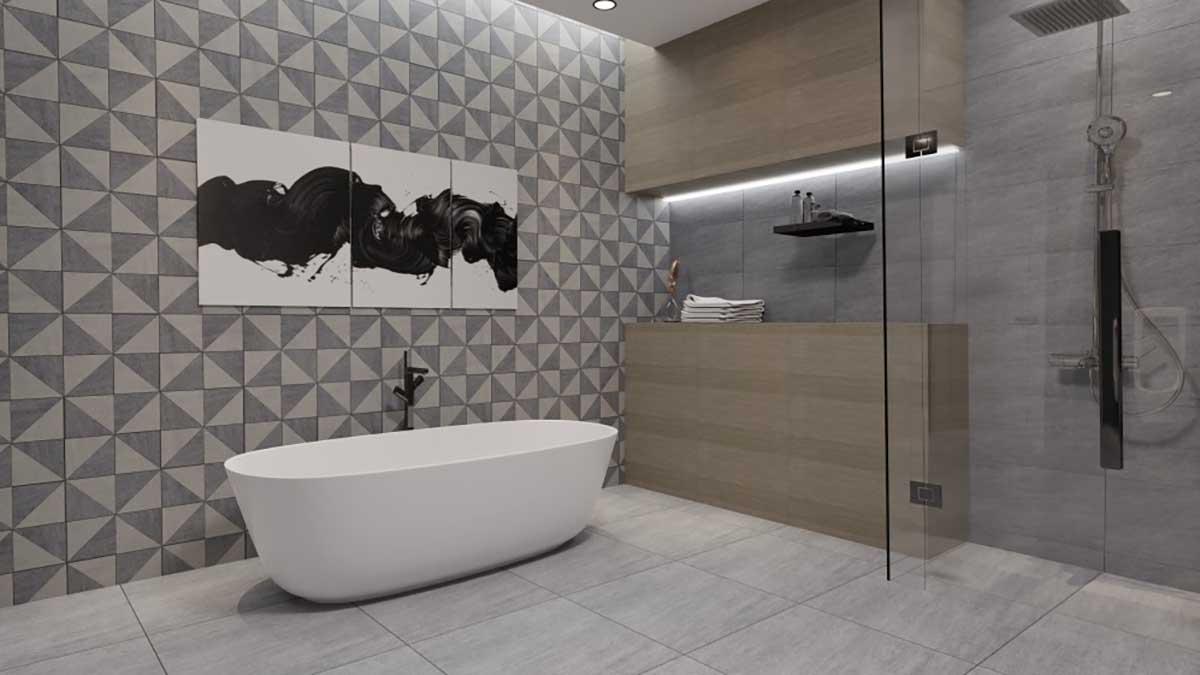 Lấy cảm hứng từ chất liệu đá bazan, Basalto đã đưa không gian tự nhiên mộc mạc, nguyên sơ vào ngôi nhà của bạn, giúp bạn tìm lại sự bình yên, thư thái trong tâm hồn sau những ngày dài làm việc.
