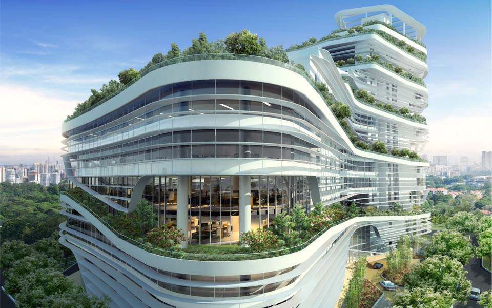 Hình 5: Solaris Tower, Singapore