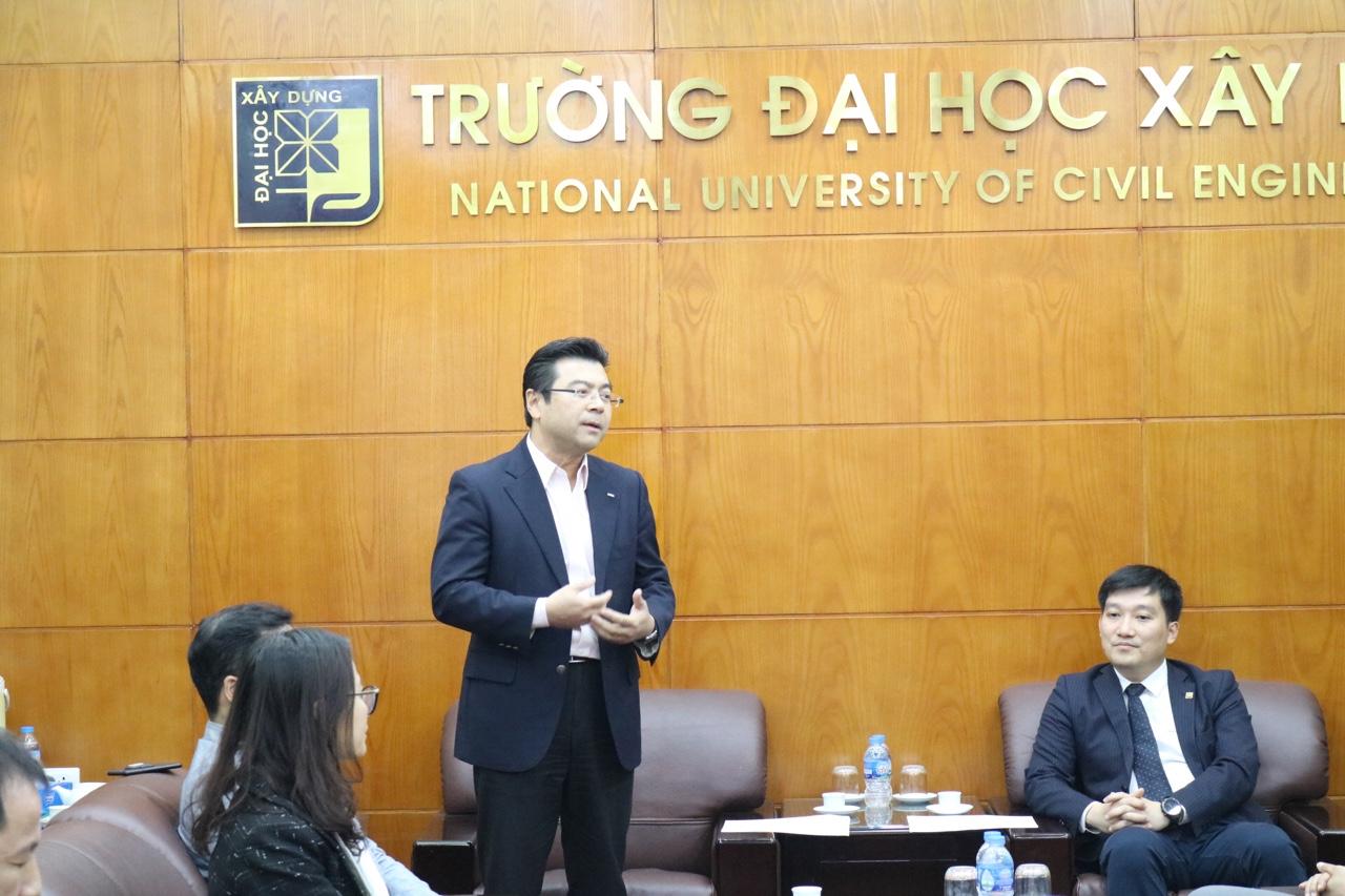 Ông Nguyễn Trường Chinh - Giám đốc Kinh doanh toàn quốc Công ty TNHH LIXIL Việt Nam