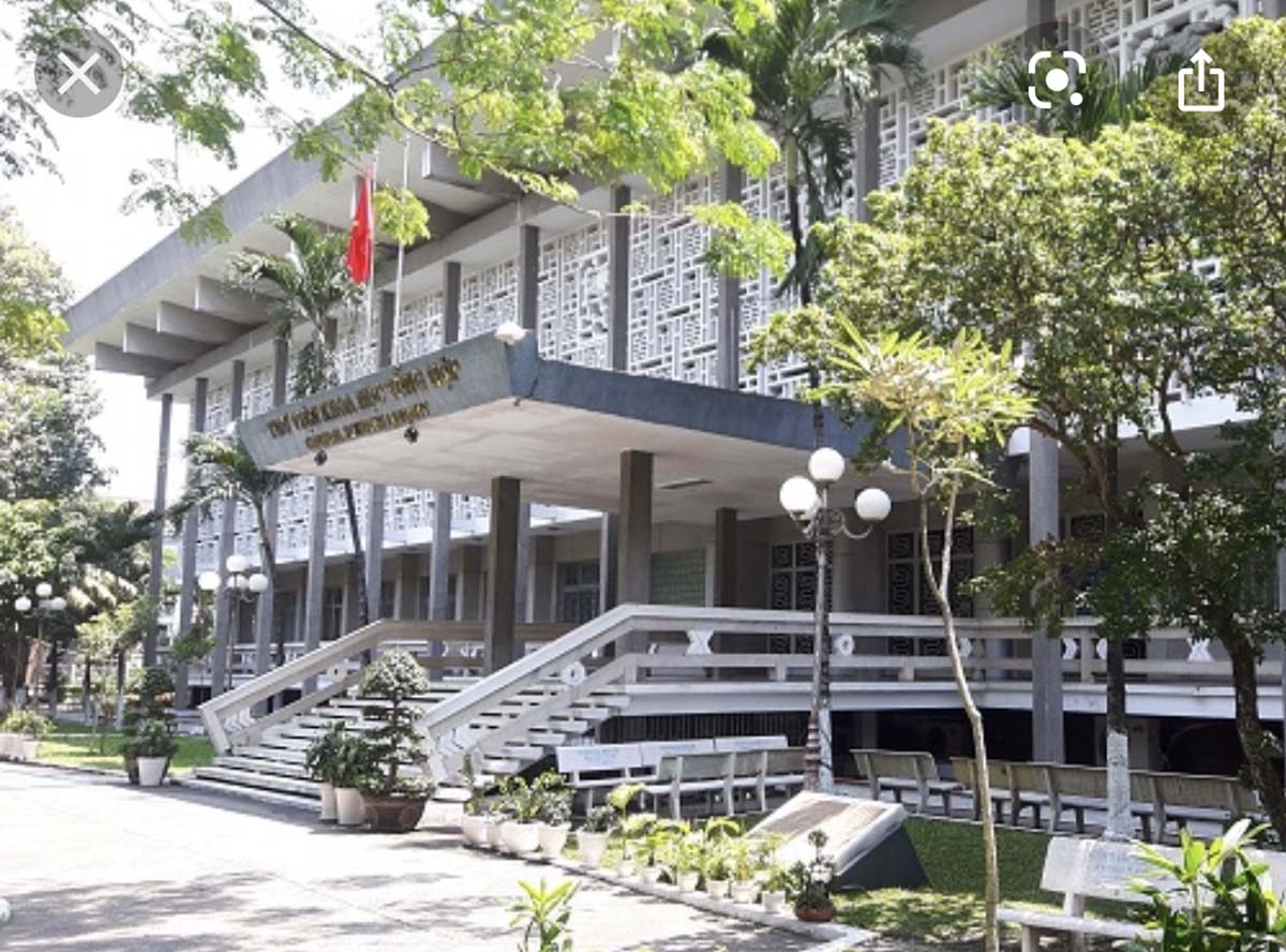 Thư viện khoa học tổng hợp TPHCM