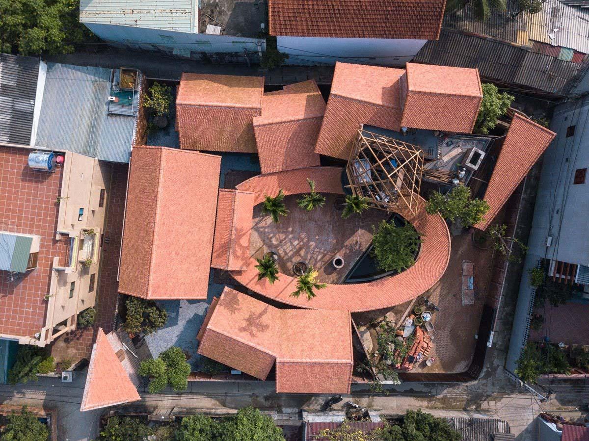 Nhà ở Bắc Hồng – Giải Vàng Giải thưởng Kiến trúc Quốc gia 2018