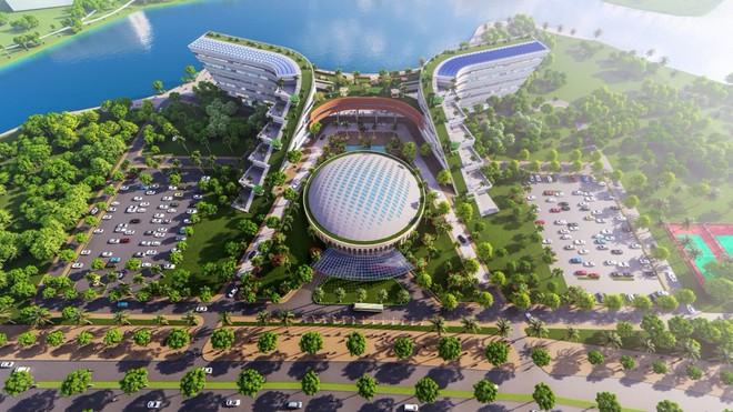 Trung tâm Đổi mới sáng tạo quốc gia Việt Nam. ẢNH NIC