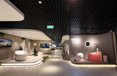 Showroom đầu tiên tại Hà Nội là bước đi mang tính chiến lược của TOTO