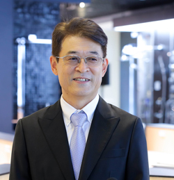 Ông Suzuki Hiroyuki, Tổng Giám đốc TOTO Việt Nam chia sẻ