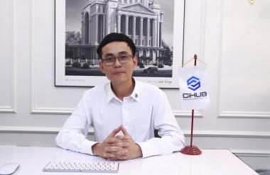 Ông Bùi Trường Giang - CEO CiHUB