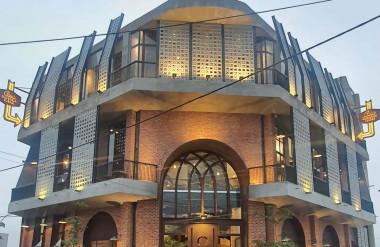 Giải pháp thi công nhà khung thép ngày càng phổ biến với mô hình xây dựng quán cà phê, nhà hàng