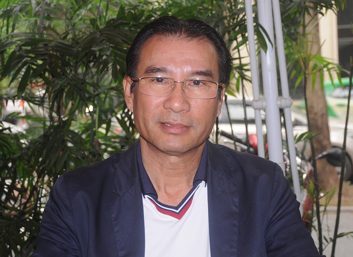 KTS Ngô Trung Hải. Ảnh: VT