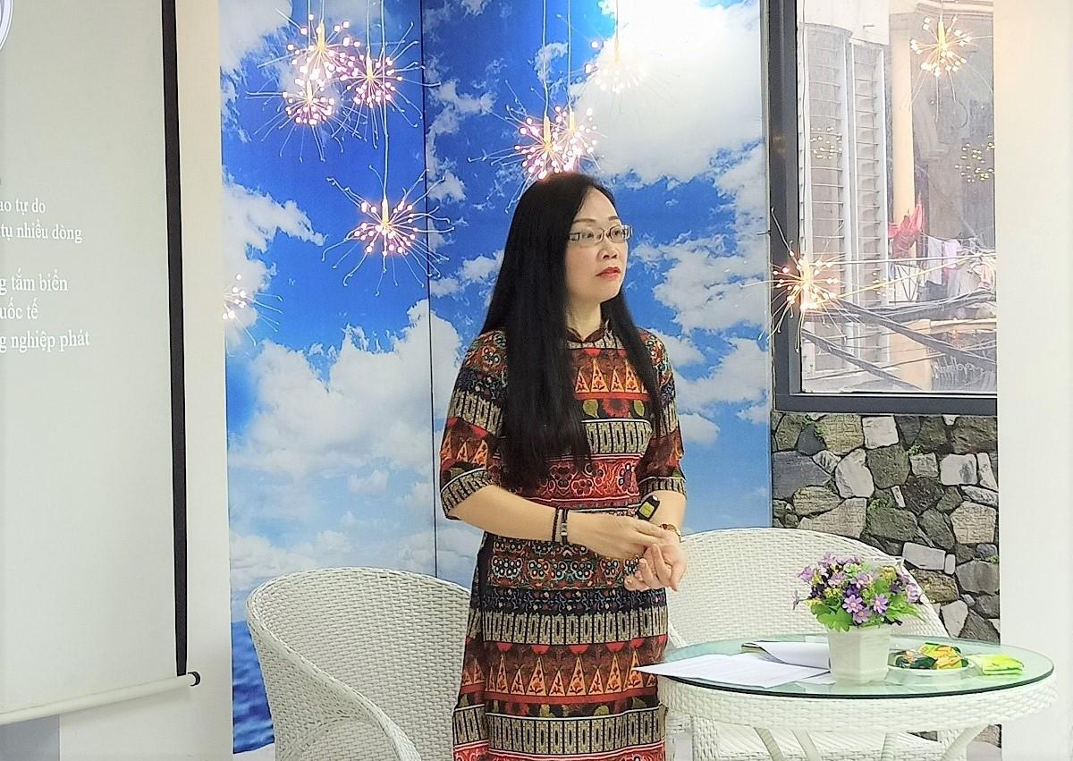 TS. Nguyễn Thu Hạnh - Chủ tịch STDe